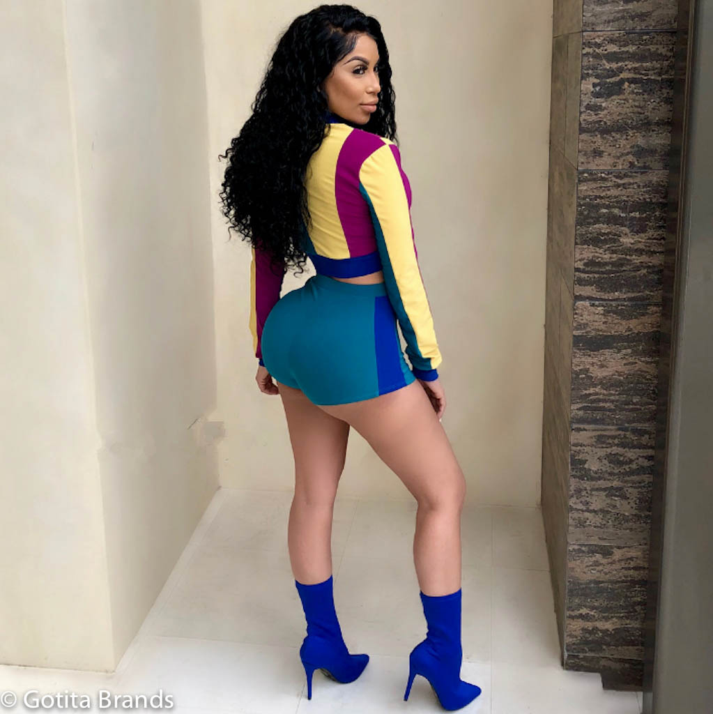 Cute Summer Outfit - Reggaeton Sexy Bonita Latina Fashion ...