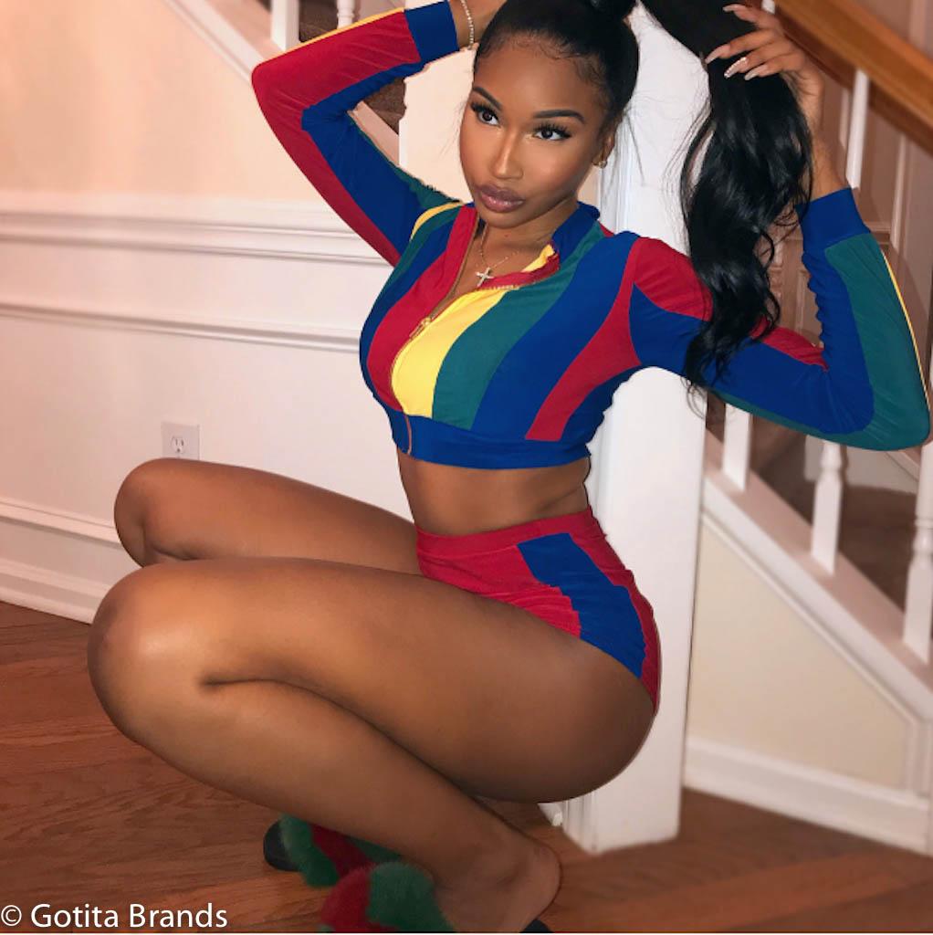 c6d719ff9402 Cute Summer Outfit – Reggaeton Sexy Bonita Latina Fashion Trends ...