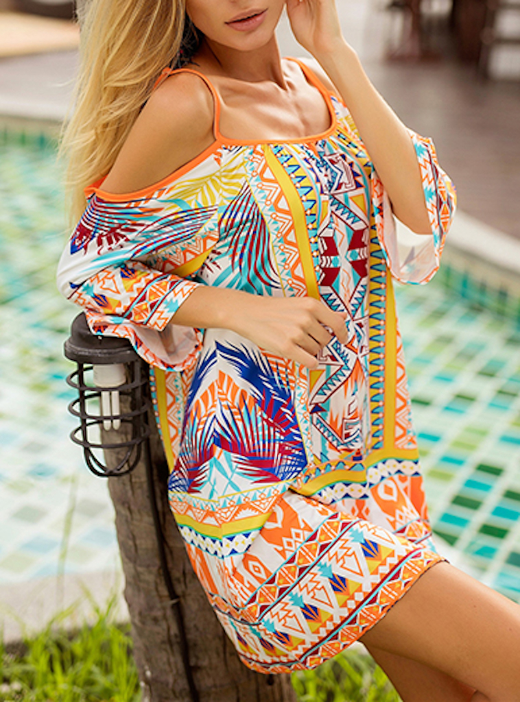 beach party dresses for ladies  elegant casual summer wear