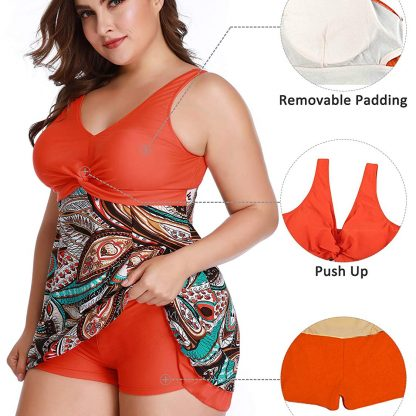 f8e90133174 Swimsuits For Regular And Curvy Ladies – Stretchy Body Shape Swimwear